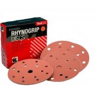 IND - Discos Rhynogrip 15F RED LINE 150mm